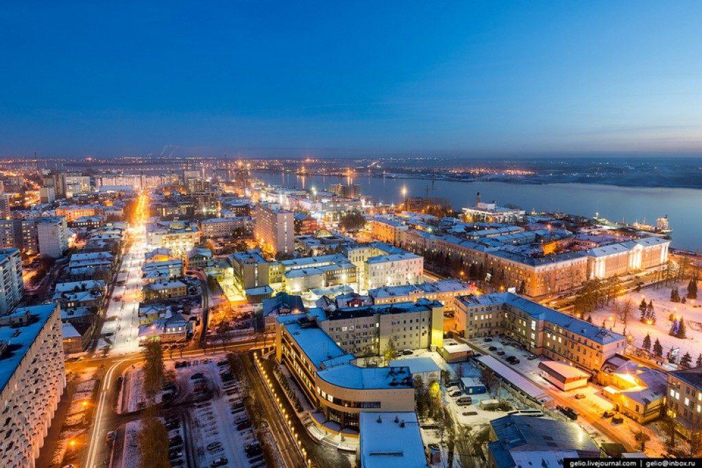 Секты в Архангельске